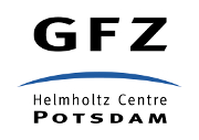 Logo GFZ: Helmholtz-Zentrum Potsdam Deutsches GeoForschungsZentrum (German Research Centre for Geosciences)