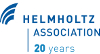 Logo of Helmholtz Association